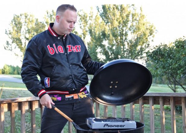 DJ the Grillman