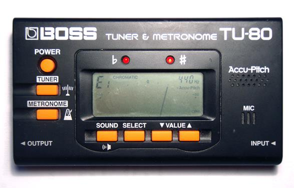 Tuner Metronome